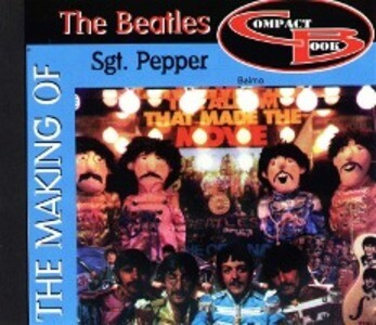 The Making of the Beatles Sgt. Pepper als Taschenbuch