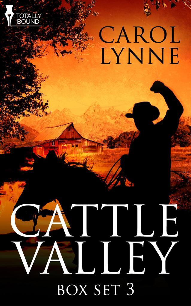 Cattle Valley Box Set 3 als eBook