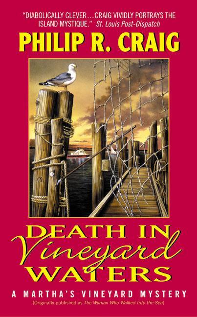 Death in Vineyard Waters als Taschenbuch