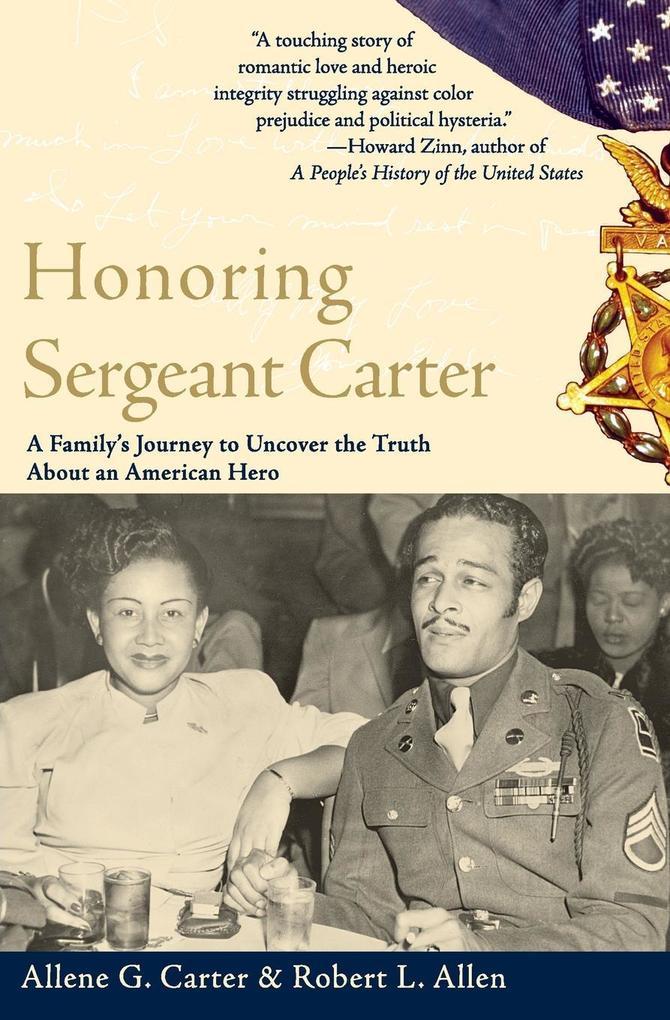 Honoring Sergeant Carter als Taschenbuch