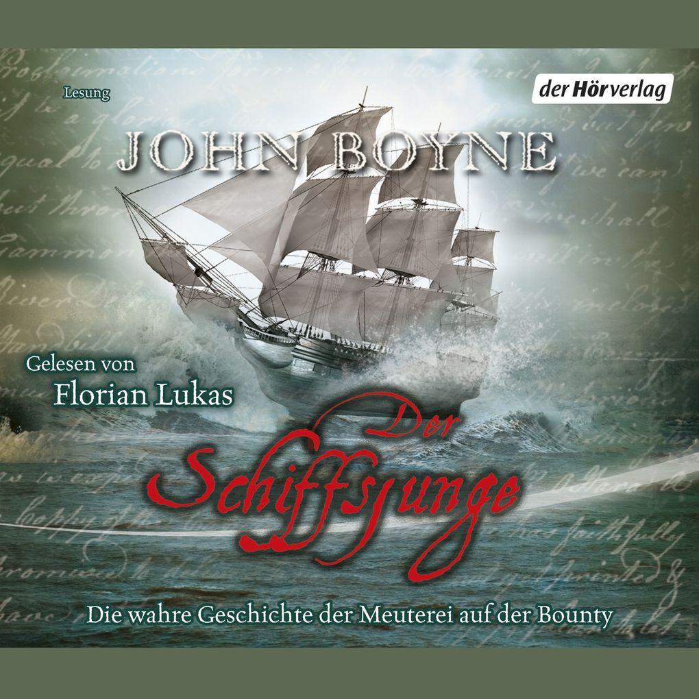Der Schiffsjunge als Hörbuch Download