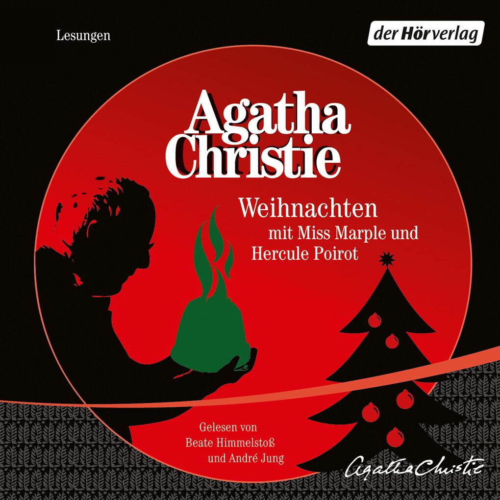 Hörbuch Weihnachten.Agatha Christie Weihnachten Mit Miss Marple Und Hercule Poirot