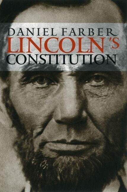 Lincoln's Constitution als Buch