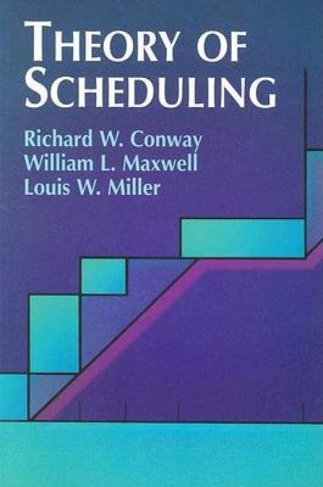 Theory of Scheduling als Taschenbuch