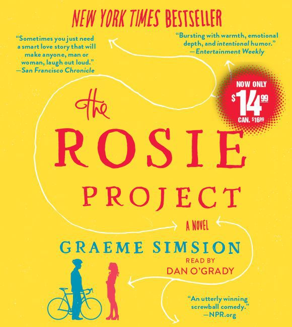 The Rosie Project als Hörbuch
