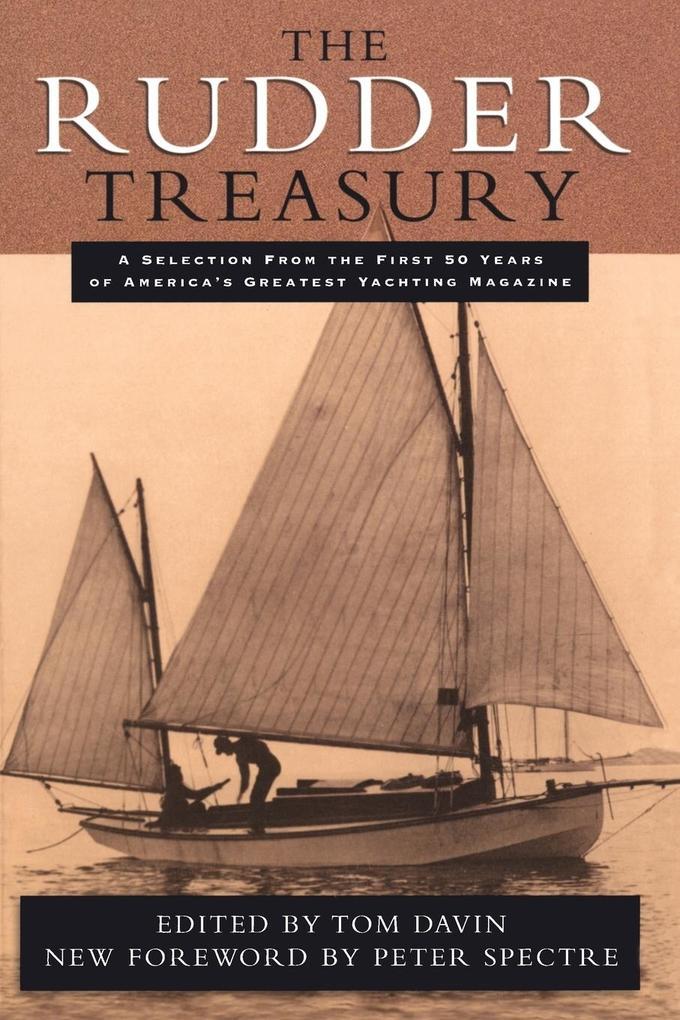 """The """"Rudder"""" Treasury als Taschenbuch"""