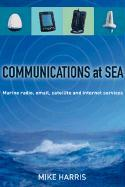 Communications at Sea als Taschenbuch