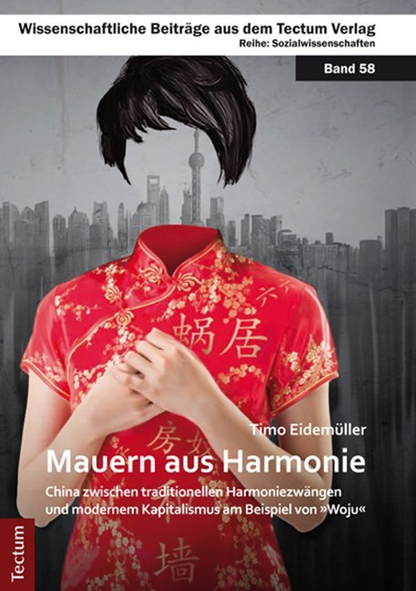 Mauern aus Harmonie als Buch von Timo Eidemüller