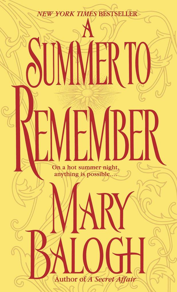 A Summer to Remember als Taschenbuch
