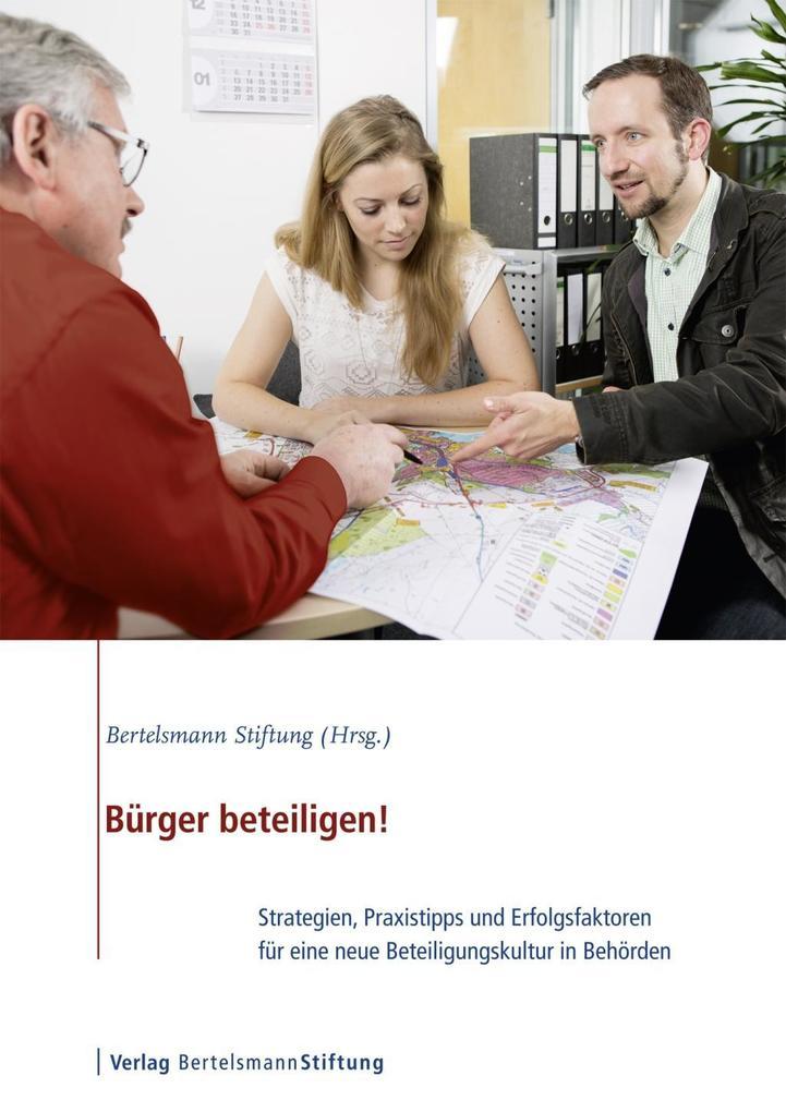 Bürger beteiligen! als eBook epub