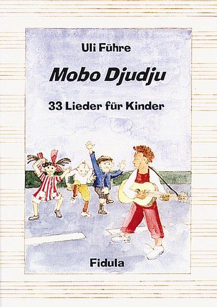 Mobo Djudju als Buch