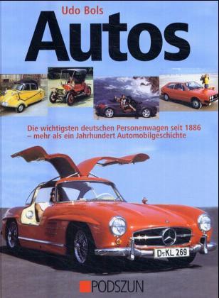 Autos als Buch