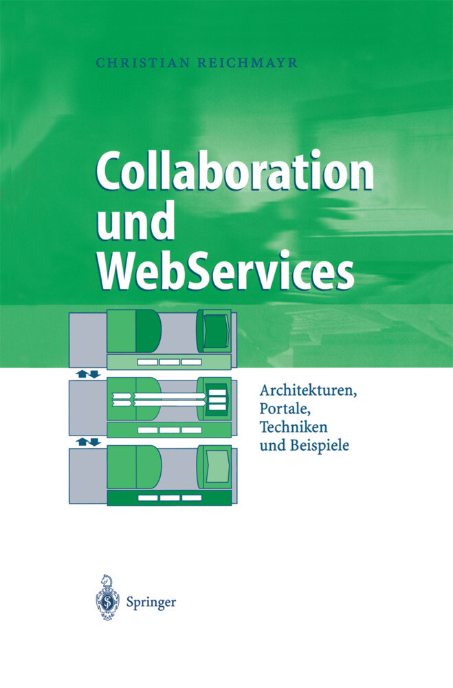 Collaboration und WebServices als Buch