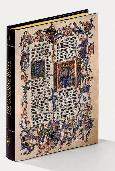 Die Goldene Bulle als Buch