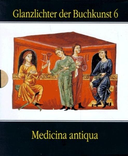 Medicina antiqua als Buch