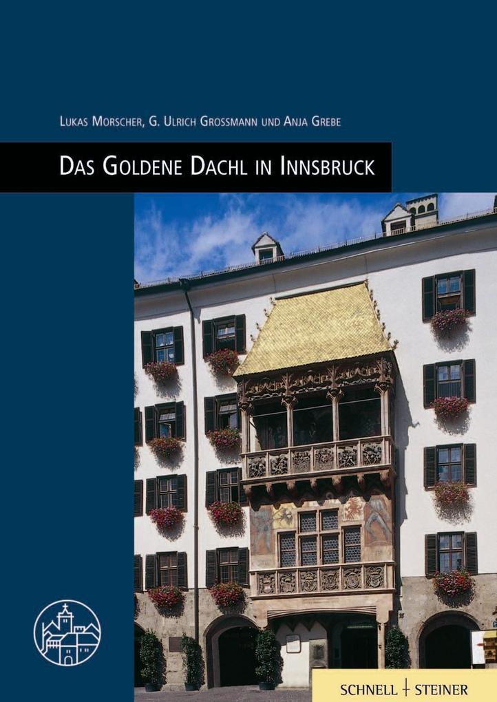 Das goldene Dachl in Innsbruck als Buch