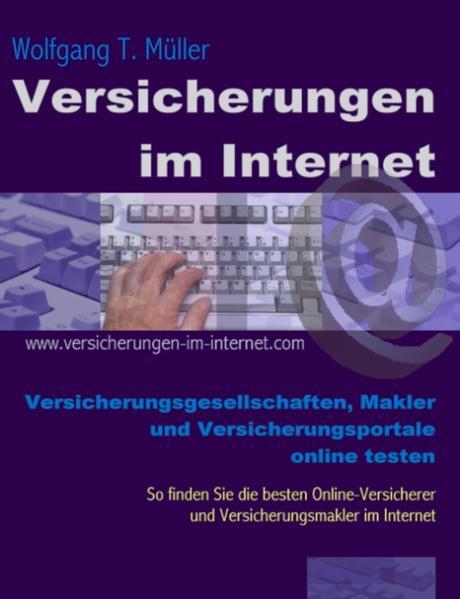 Versicherungen im Internet als Buch