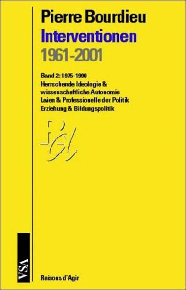 Interventionen 1961 - 2001 als Buch