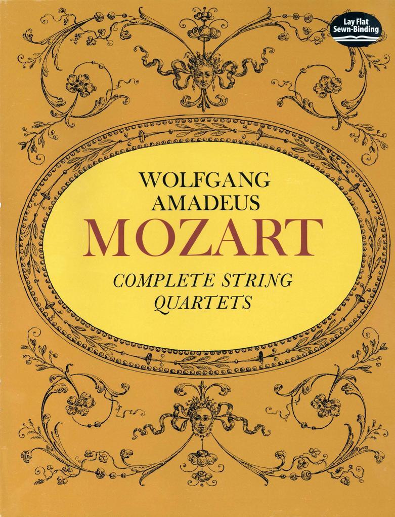 Complete String Quartets als eBook