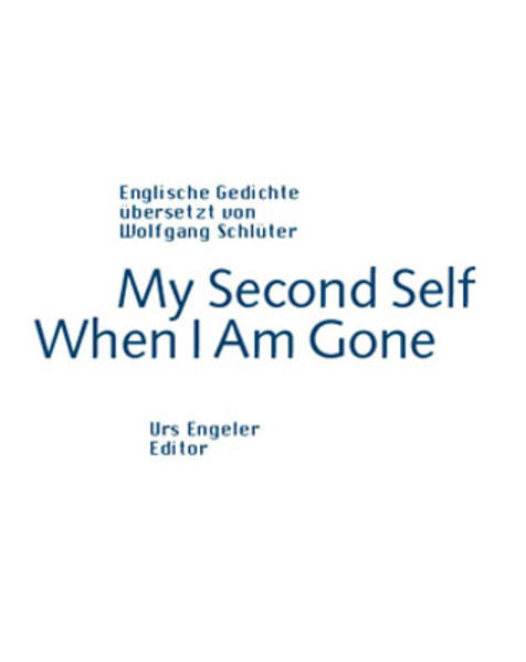 My Second self when i am gone als Buch