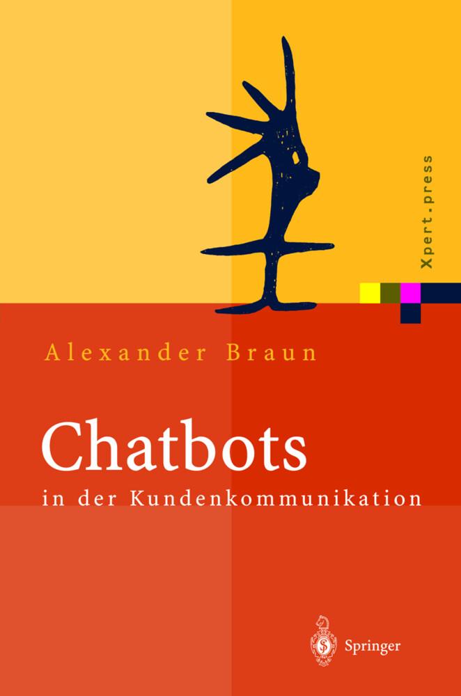 Chatbots in der Kundenkommunikation als Buch