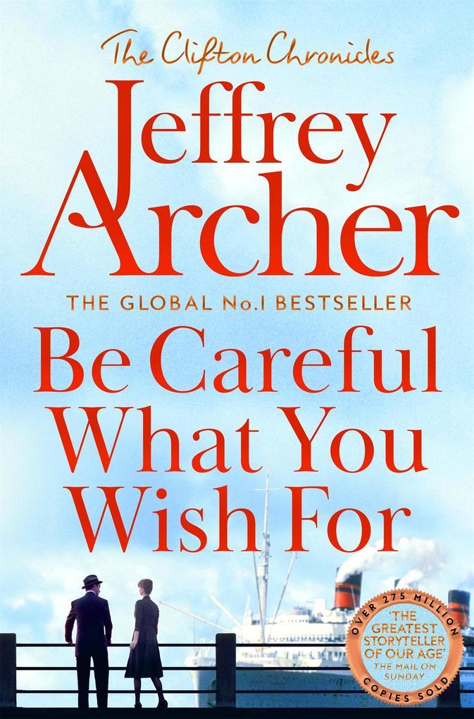 Be Careful What You Wish For als eBook von Jeffrey Archer
