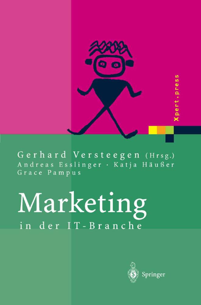 Marketing in der IT-Branche als Buch