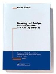 Messung und Analyse der Performance von Aktienportfolios als Buch