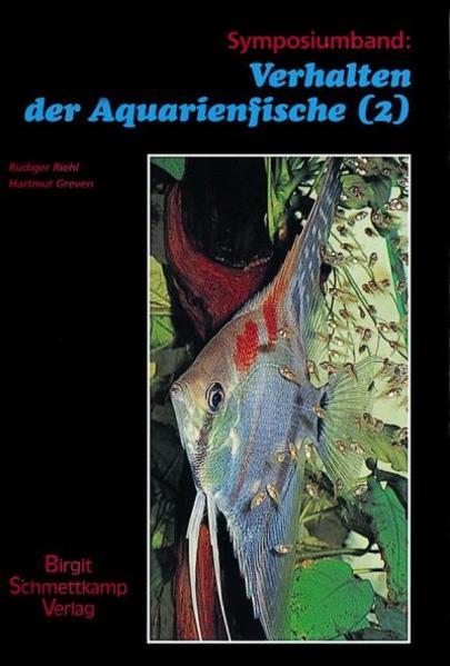 Verhalten der Aquarienfische 2 als Buch