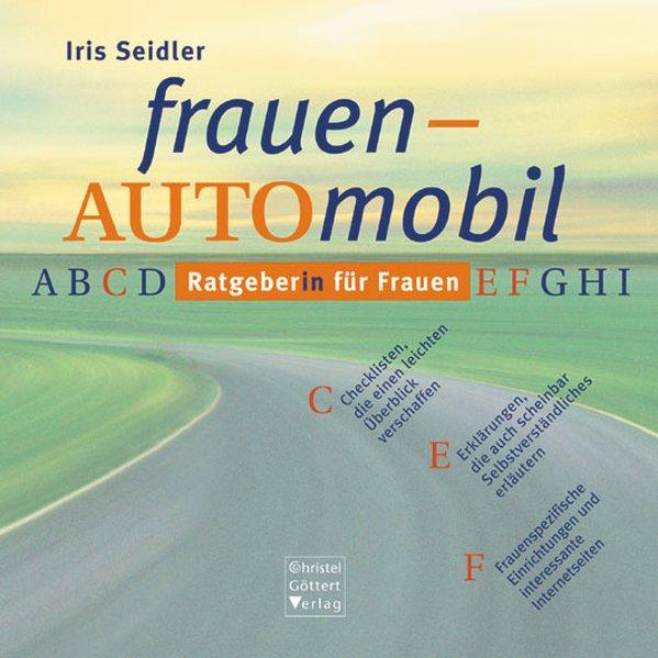 frauen-Automobil als Buch