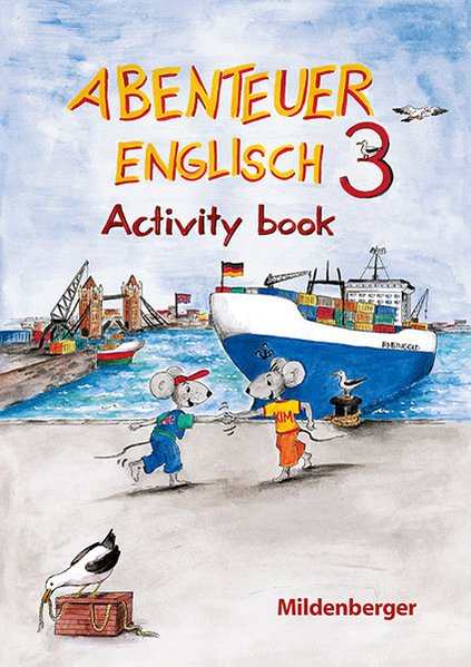 Abenteuer Englisch 3. Arbeitsheft als Buch