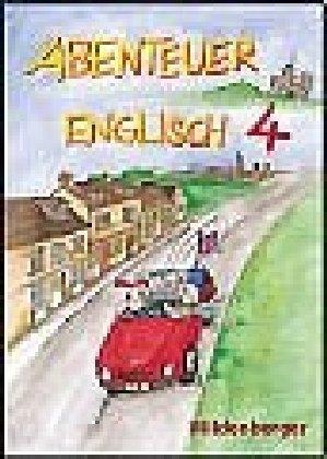 Abenteuer Englisch 4. Schülerbuch als Buch