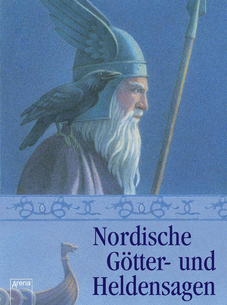 Nordische Götter- und Heldensagen als Buch