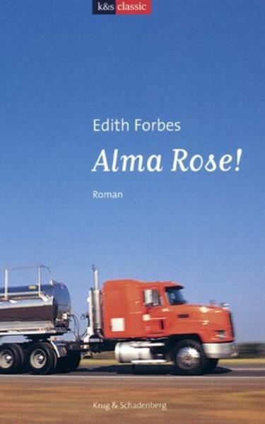 Alma Rose! als Buch