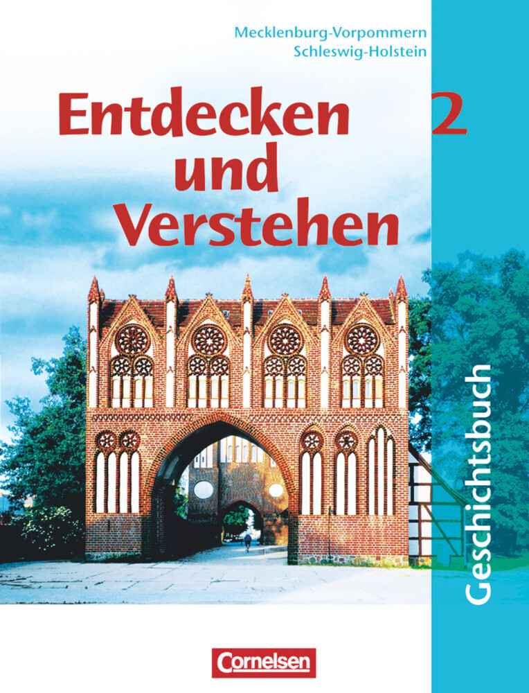 Entdecken und Verstehen 2. GES, HS, RS. Schleswig-Holstein, Mecklenburg-Vorpommern als Buch