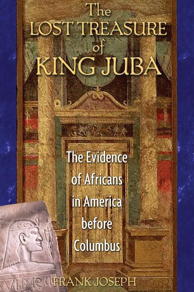 Lost Treasure of King Juba als Taschenbuch