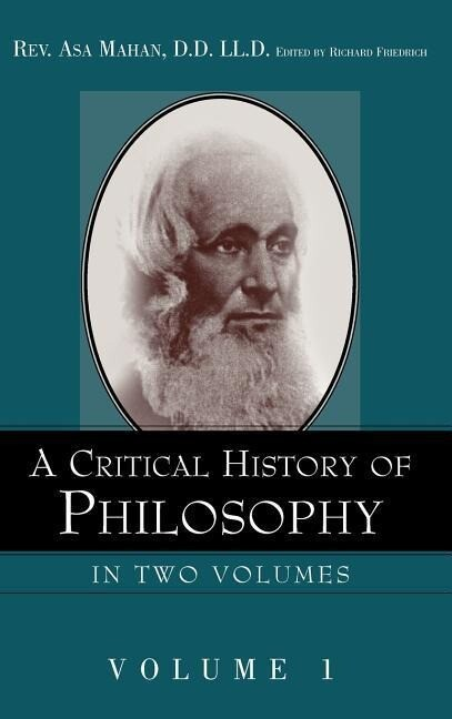 A Critical History of Philosophy Volume 1 als Buch