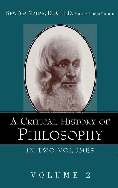 A Critical History of Philosophy Volume 2 als Buch