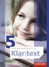 Klartext 5. Schülerband. Gymnasien. Nordrhein-Westfalen