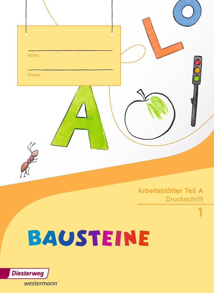 BAUSTEINE Fibel. Arbeitsblätter DS als Buch