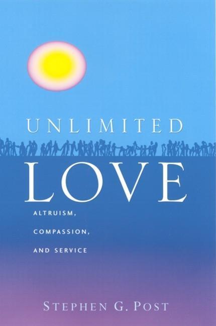 Unlimited Love: Altruism, Compassion, and Service als Taschenbuch