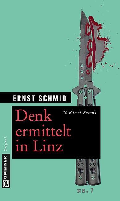 Denk ermittelt in Linz als eBook von Ernst Schmid