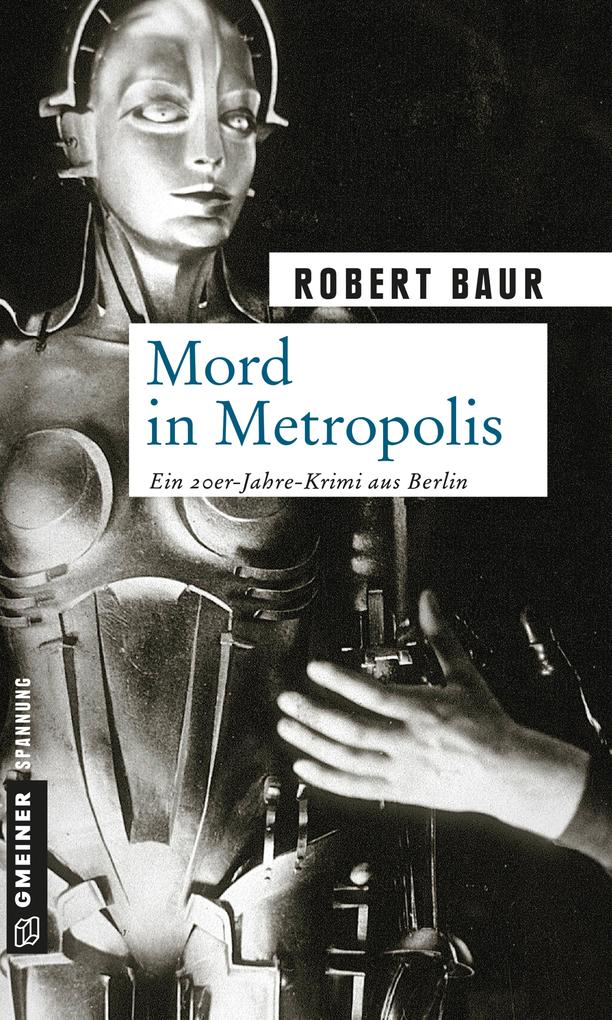 Mord in Metropolis als eBook von Robert Baur