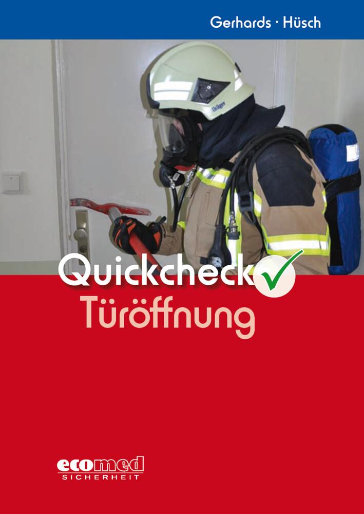 Quickcheck Türöffnung als Buch von Frank Gerhards, Frank Hüsch