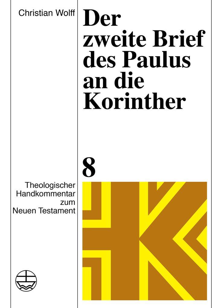 Der zweite Brief des Paulus an die Korinther als eBook pdf