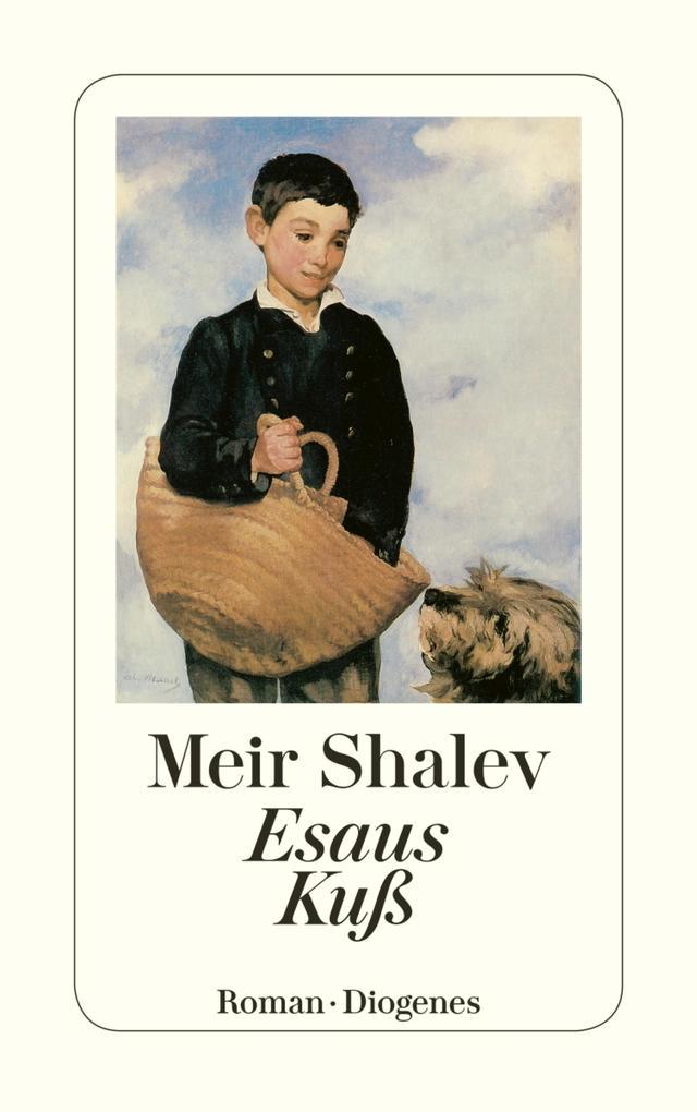 Esaus Kuß als eBook