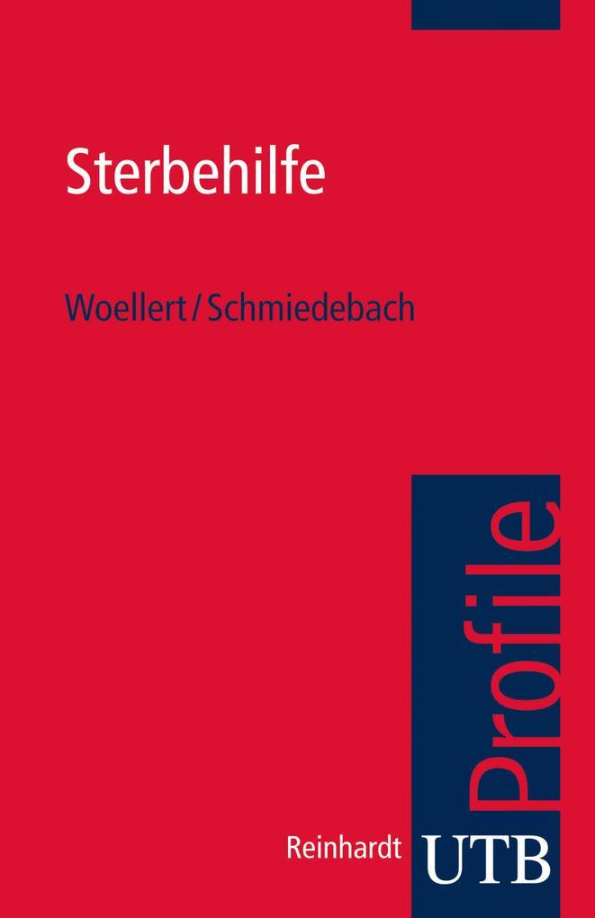 Sterbehilfe als eBook von Katharina Woellert, Heinz -Peter Schmiedebach