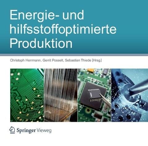 Energie- und hilfsstoffoptimierte Produktion als eBook