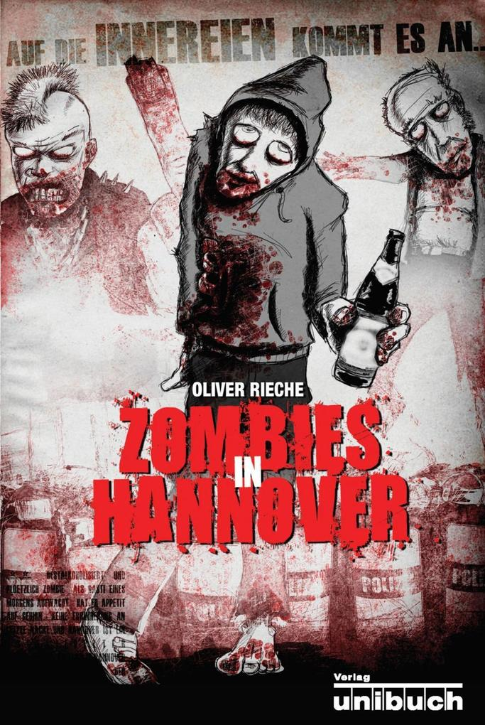 Zombies in Hannover als eBook