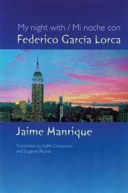 My Night with Federico Garcia Lorca als Taschenbuch